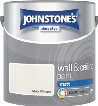 Johnstones White Wisper Coloured Emulsion
